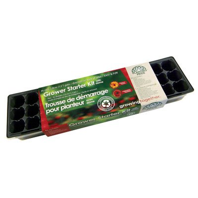 26 Cell Greenhouse Kit Size: 26 Cell
