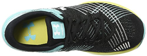 Under Armour Damen UA W Threadborne Push TR Fitnessschuhe Schwarz (Black 003)