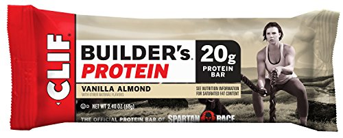 Clif Bar, Builder Bar, Vanilla Almond, 2.4 oz