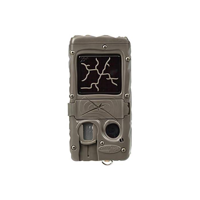 (4) Cuddeback Dual Flash 20MP Invisible Infrared Game Trail Camera