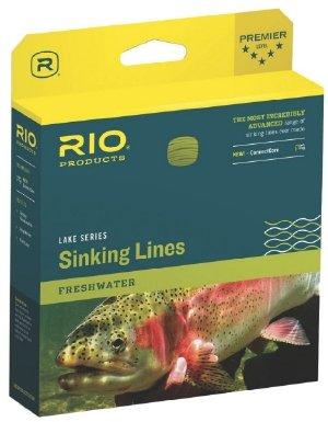 RIO Products Fly Line Intouch Type 3 Wf5S3, Brown