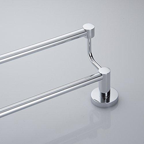 outlet Stainless steel Towel rack/Lengthening bathroom Bathroom Towel Bar/ bathroom accessories-J