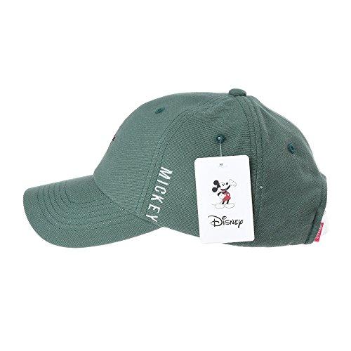 de Sombrero Hat Mickey Gorras Neh WITHMOONS de Cap Verde Mouse Disney de Gorra Trucker Boo béisbol CR1631 Baseball RnqxwZWq