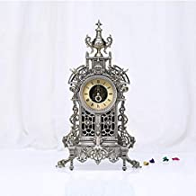 Mechanical Metal Clocks Ancient Guns and Clocks