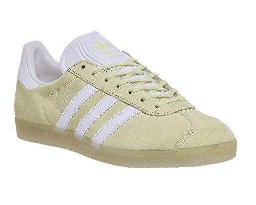Chaussures Iceyellow Gazelle 0 white 8 Adidas xpqfw141