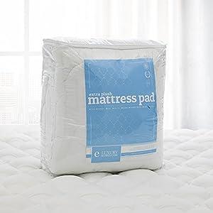 Extra Plush Mattress Pad