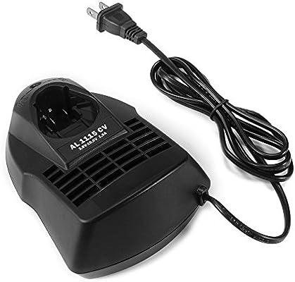 Amazon.com: XCSOURCE 3.6 V-10.8 V 12 V Li-Ion cargador de ...