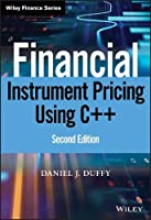 Financial Instrument Pricing Using C++ Front Cover