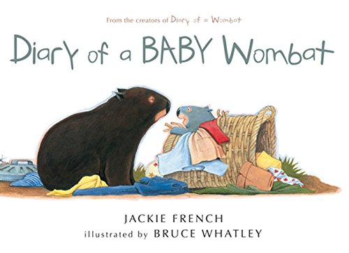 Diary Baby Wombat Jackie French product image