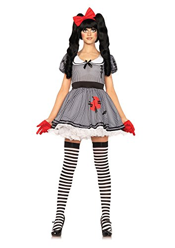 Wind Up Key Costume (Wind-Me-Up Dolly Costume - Medium - Dress Size 8-10)