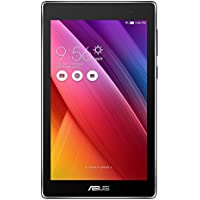 ASUS ZENPAD Z170C-A1-BK 7-Inch 16 GB Tablet Quad-Core Processor Android Tablet - Black (Certified Refurbished)