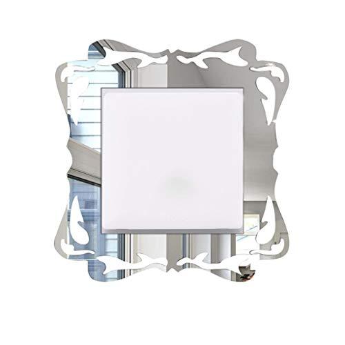 YWLINK1PC Switch Sticker Home Decor Wall Mirror Style Photo Frames ...
