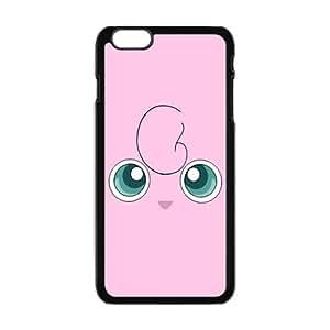 Cute Cartoon Black iPhone plus 6 case