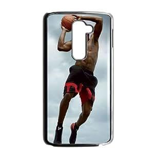 Dwyane Wade LG G2 Cell Phone Case Black UI8296297