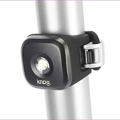 Knog Blinder 1 USB Standard Rechargeable Light, Rear, Black