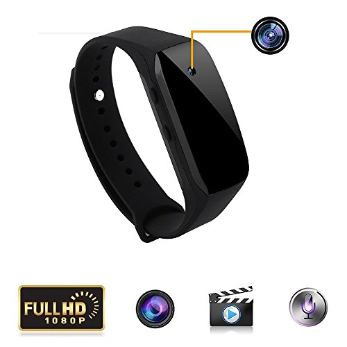 Wearable Portable Bracelet Adjustable Wristband