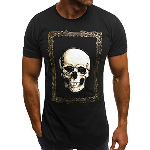 9e0121fe3 Skulls skulls and more skulls t-shirts il miglior prezzo di Amazon ...