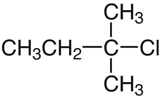 synthesis of 2-chloro-2-methylbutane