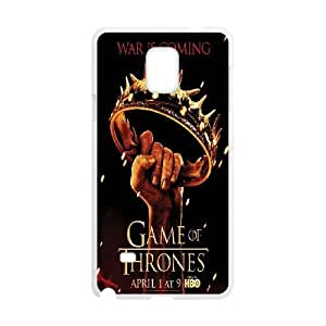 SamSung Galaxy Note4 phone cases White Game of Thrones cell phone cases Beautiful gifts TRIJ2787896