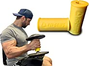Fit Grips Thick Bar Bodybuilding Training by Core Prodigy