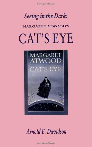 Amazon Seeing In The Dark Margaret Atwoods Cats Eye