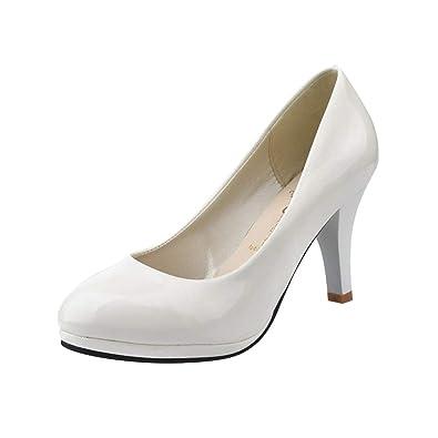 Bout Escarpins Plateforme Aiguille Gtagain Chaussures Femme 7cm 8nvm0wN