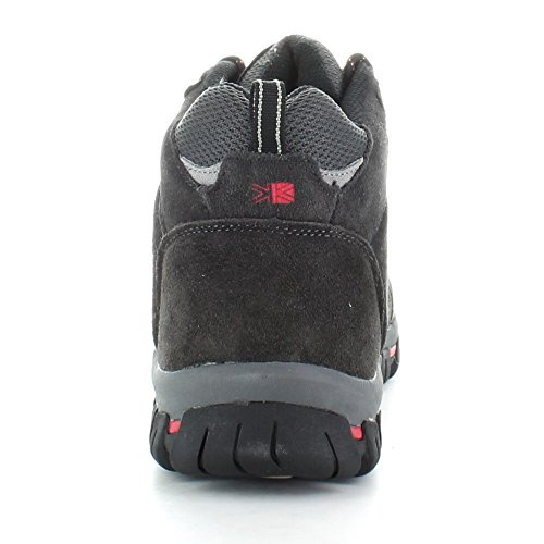 Regatta Hardwear Mens Workline Trousers TRJ336 Iron/Black Iron/Black