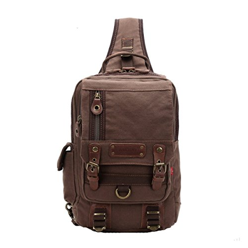 Bag Unisex Shoulder Diagonal Backpack Armygreen vq17q5f