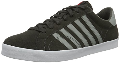 K-Swiss Herren Belmont SO Sneakers, Grau (Beluga/Neutgry/Lillipop), 41.5 EU