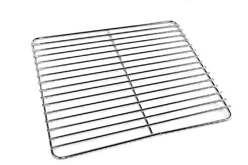 Plated Chrome Grid (Cooking Grid, Nickel/Chrome-Plated - 14-1/4