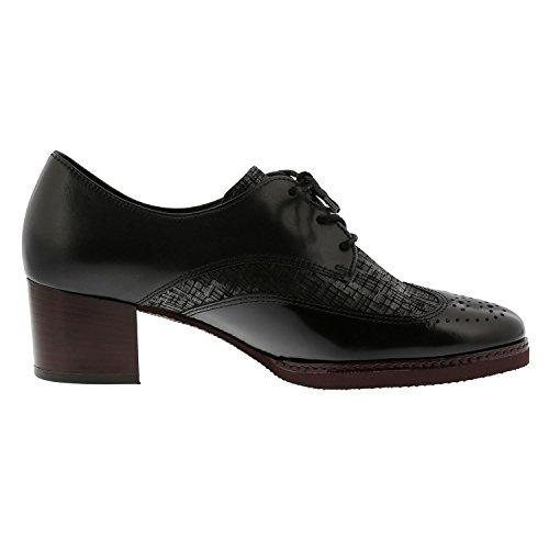 Gabor Women's 52.225.37 Court Shoes Black 7LTE8Lo