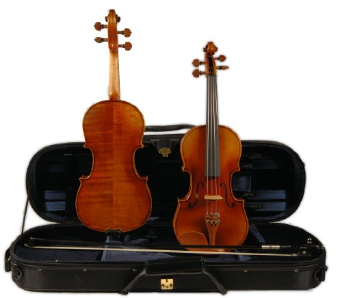 The Legacy Violin with Case & Bow, Full Size (4/4)