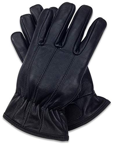 Livativ Soft Men's Leather Gloves