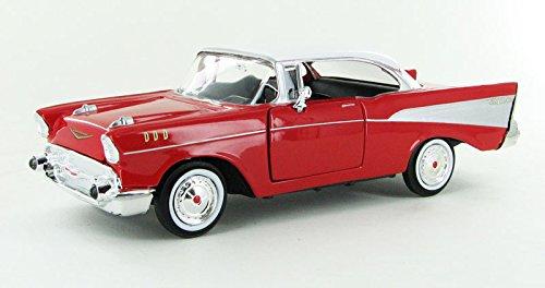 merican Classics 1957 Chevrolet Bel Air Coupe Diecast Vehicle ()