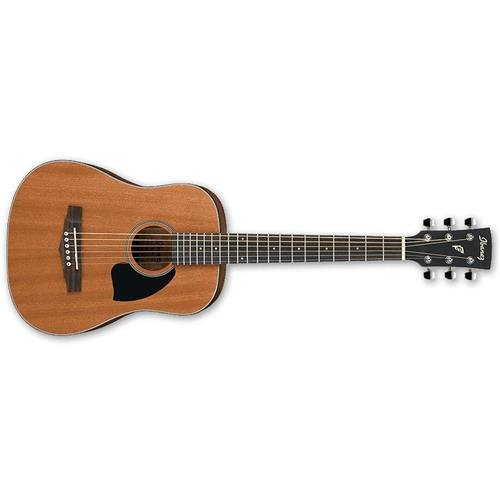 Ibanez PF2MHOPN 3/4 Mini Dreadnought Acoustic Guitar Open Pore Natural