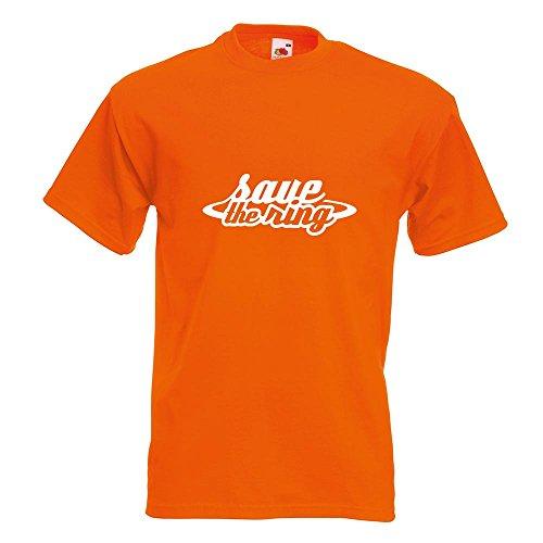 Race Track Ring - Kiwistar Save The Ring - Motorsport - Race Track T-Shirt In 15 Different Colors - Men's Funshirt Printed Design Fun motive Top Cotton S M L XL XXL
