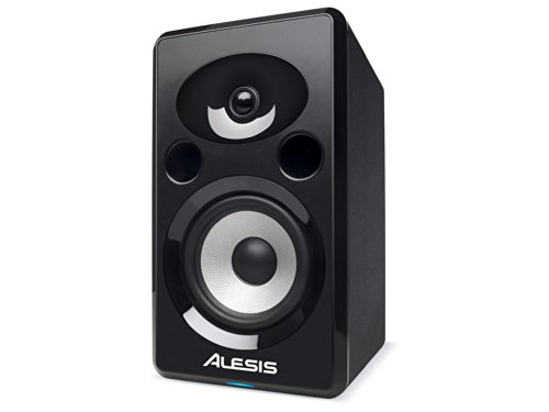 Alesis Elevate 6 | 75-watt 6.5' Premium Active Bi-Amplified Studio Monitor with HF/LF Trim Switches (Single Speaker)