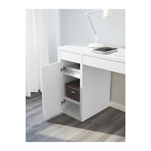 Scrivania Ikea Mikael.Ikea 802 130 74 Micke Desk White Buy Online In Uae