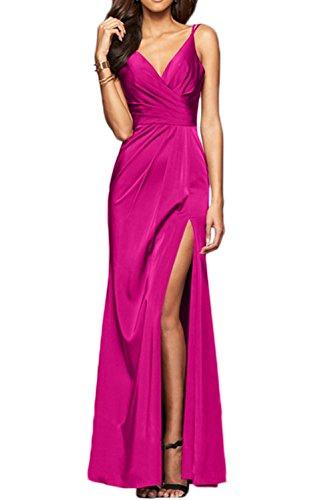 Missdressy - Vestido - para mujer fucsia
