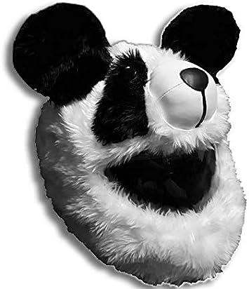 Amazon.es: Cubre Casco de Oso Panda, Funda para Casco de Moto