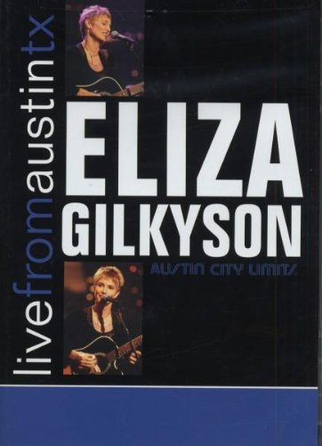 DVD : Eliza Gilkyson - Live From Austin, Texas (DVD)