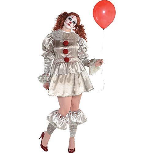 Sexy Scary Clown Costumes - SUIT YOURSELF It Pennywise Costume for
