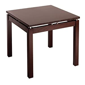 High Quality Winsome Wood End Table, Espresso