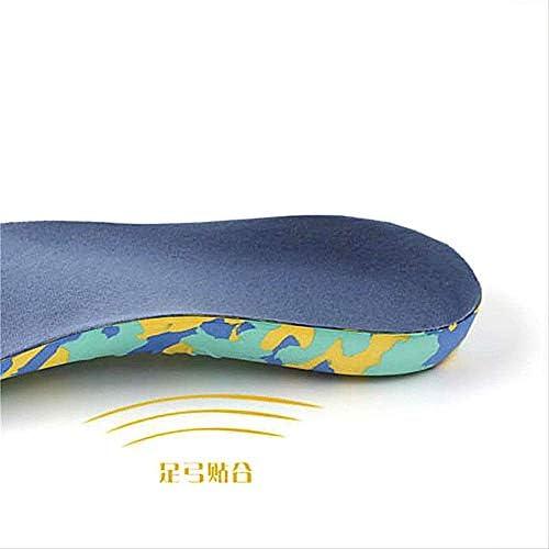 yishouhengcheng Einlegesohlen Für Schuhe Kinder Kinder Plattfüße Fußgewölbe Einlegesohlen Orthesen Orthopädische Schuheinlagen S M L XL XXL