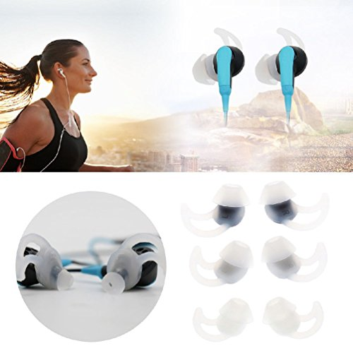 Replacement Noise Isolation Earbuds With Extra Layer