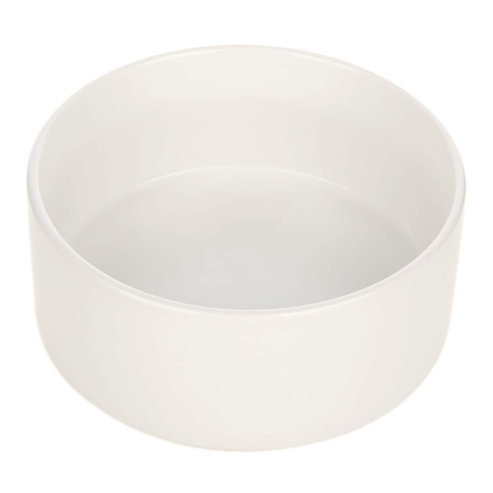 F Predect The Neck Ceramic Dog Bowl,Cat Drinking Rice Bowl-F