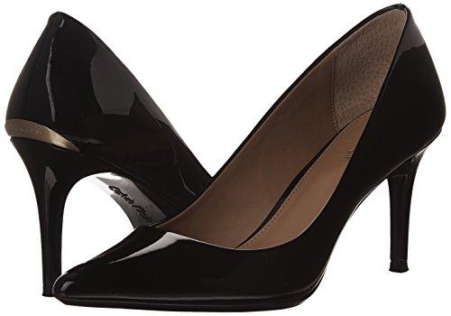 Calvin Klein Women's Gayle Pump, Black Patent - 9 B(M) US