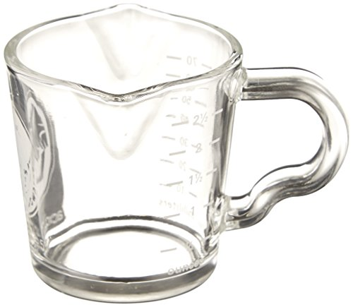 Rhino Coffee Gear BRESG01 Shot Glass-Double, 1 Count