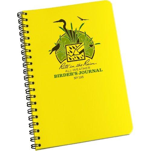Rite in the Rain -Birder's Field Notebook