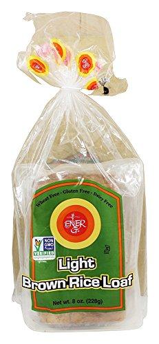 Ener-G - Light Brown Rice Loaf - 8 oz (pack of 2)